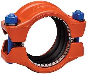 Typ 907 Übergangskupplung von HDPE zu Stahl