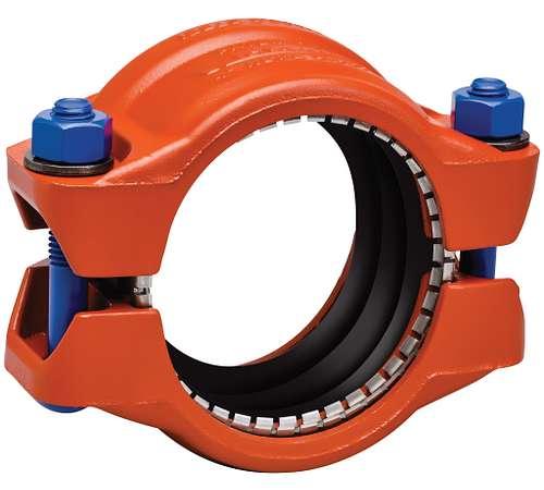Collier de transition PEHD-acier style 907