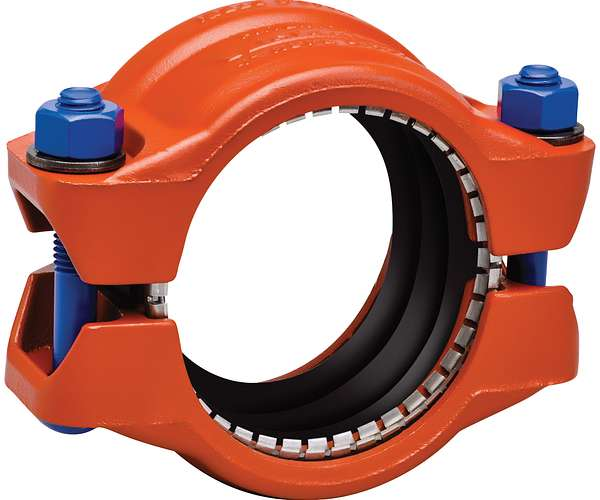 Style 907 Refuse-to-Fuse™ HDPE-to-Steel Transition Coupling