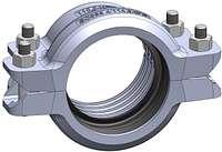 Victaulic Übergangskupplung von HDPE zu Ansatz Typ SC998