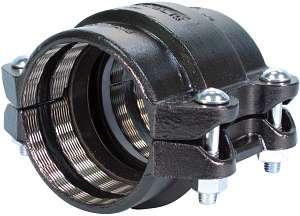 Acople de tubería de extremo plano Aquamine™ Serie 2970