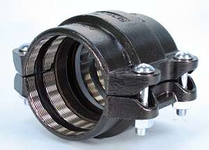 Glattendige Aquamine™ Kupplung Serie 2970