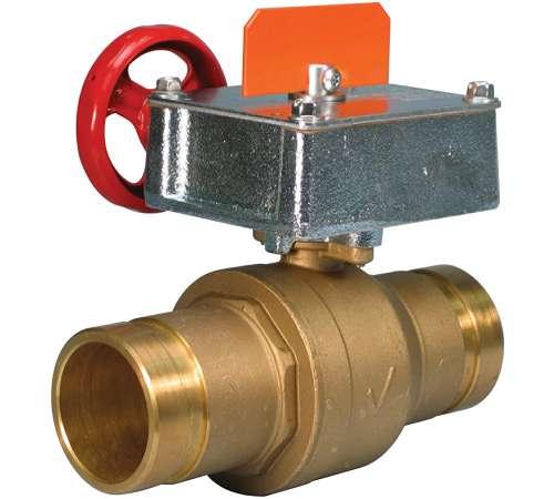 Válvula esférica FireLock™ Serie 728