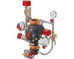 Válvula de retención de sistema seco FireLock NXT™ Serie 768N