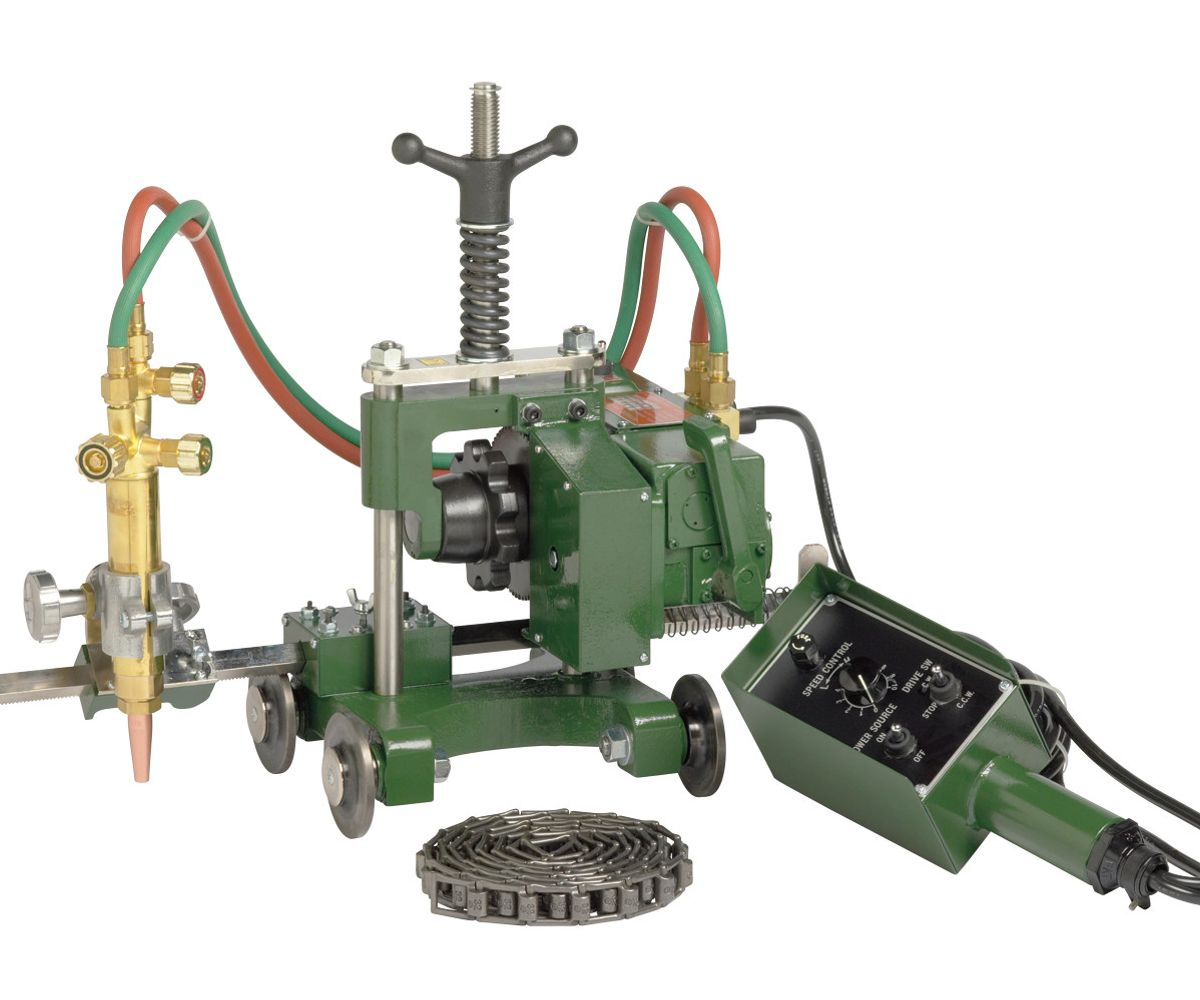 VCT2 Automatic Pipe Cut-Off Tool