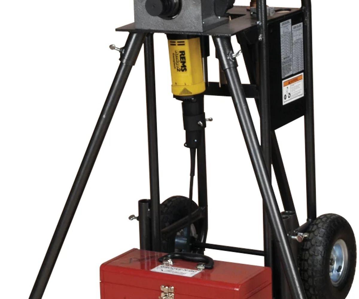 VE106/VE107 Vic-Easy Field Roll Grooving Tool