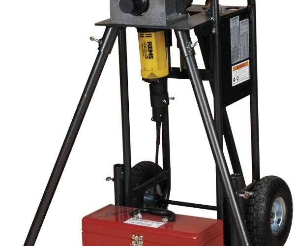 VE106/VE107 Roll Grooving Tool