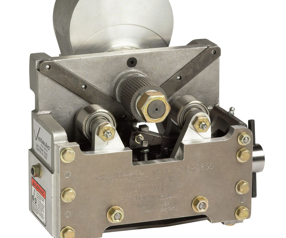 VG26/VG28 Cut Grooving Tool