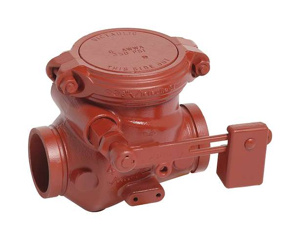 Series 317 Check Valve for AWWA