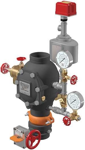 Activación eléctrica LPCB de sistema de preacción FireLock NXT™ Serie 769