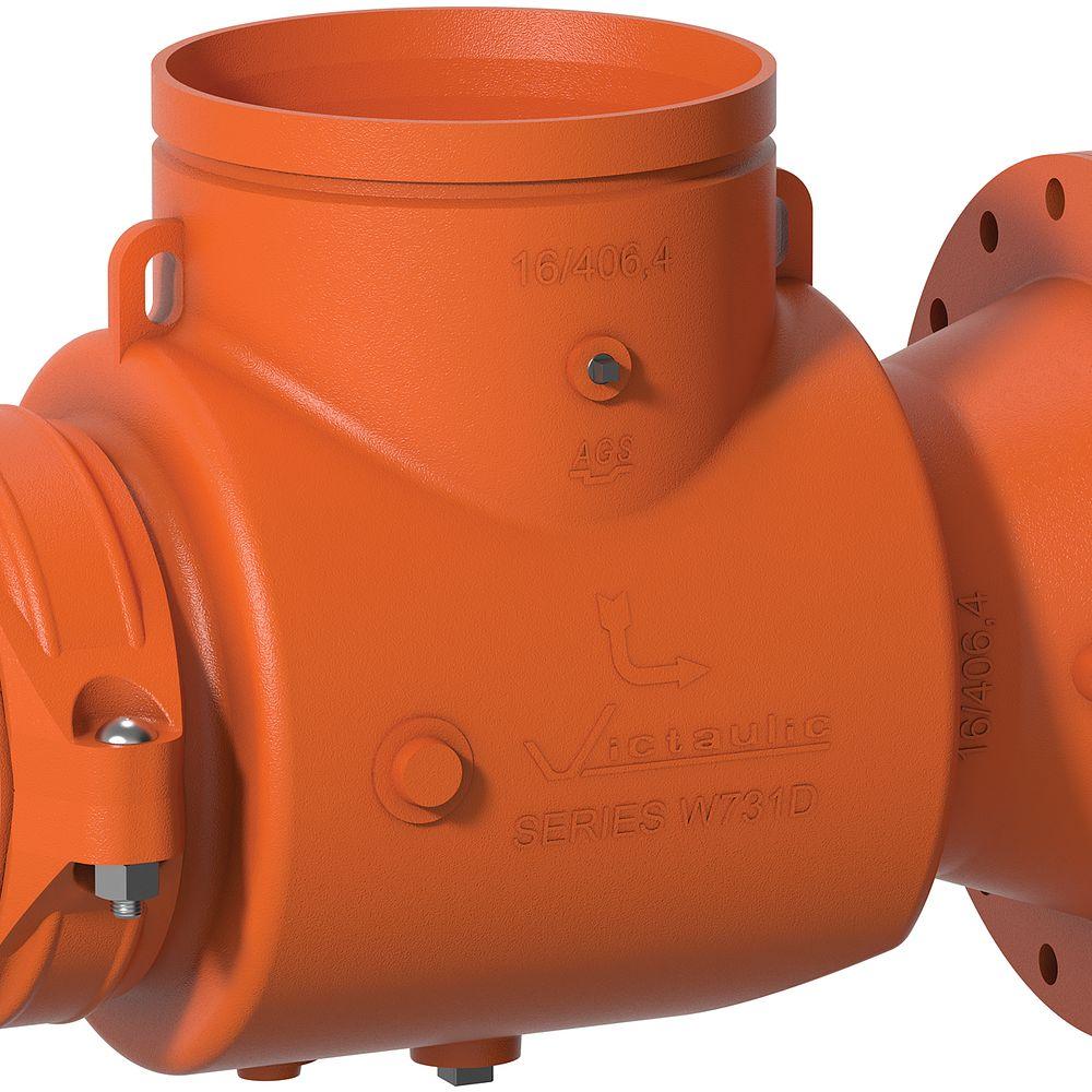 Difusor de succión AGS™ Serie W731-D