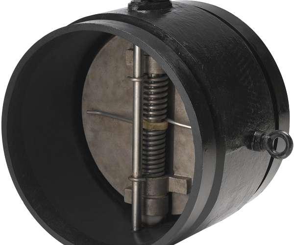 Válvula de retención de doble disco AGS™ Serie W715