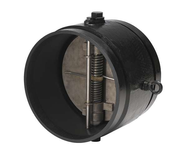 Series W715 AGS™ Double Disc Check Valve