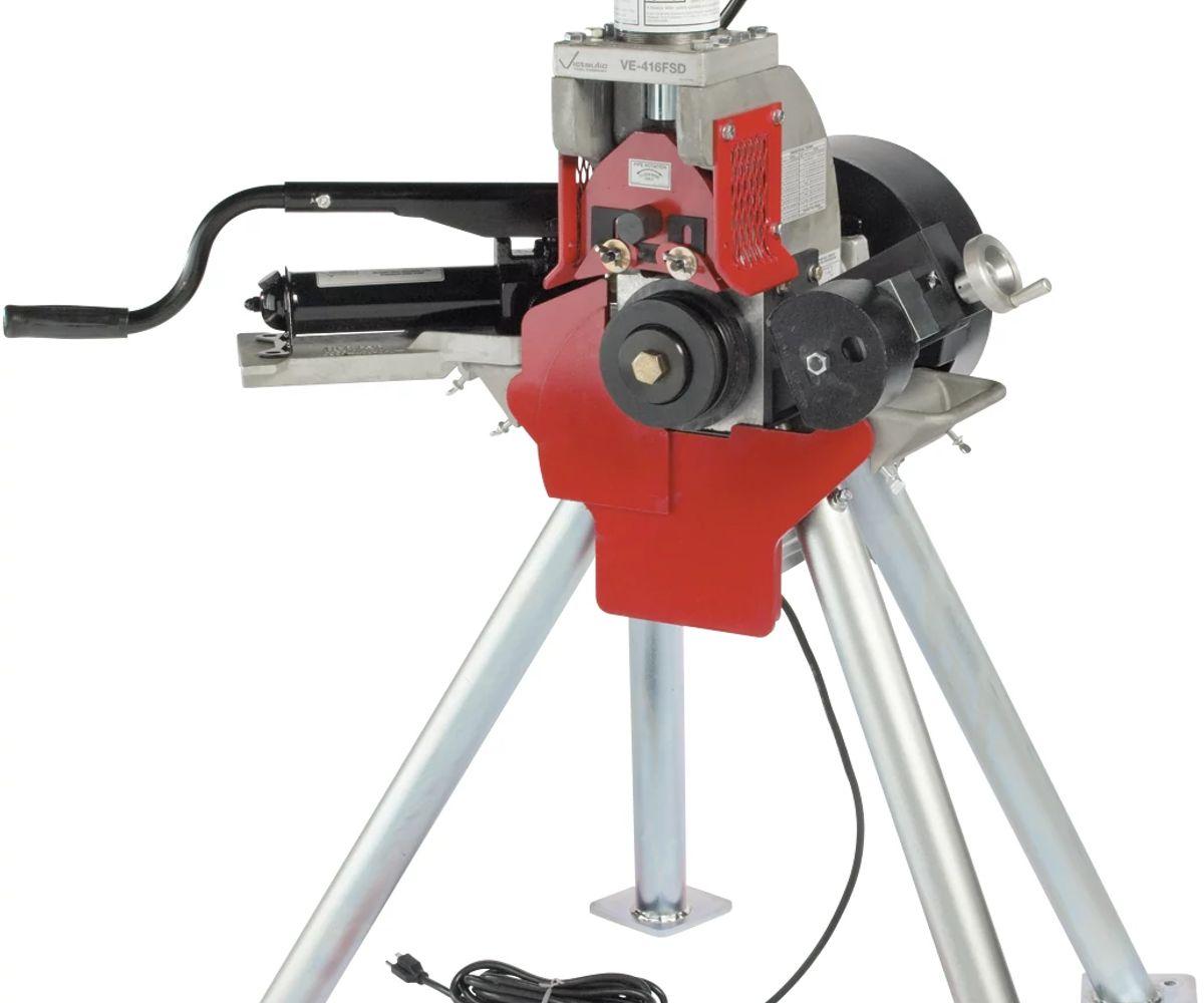 VE416FSD/VE417FSD Vic-Easy Field Roll Grooving Tool