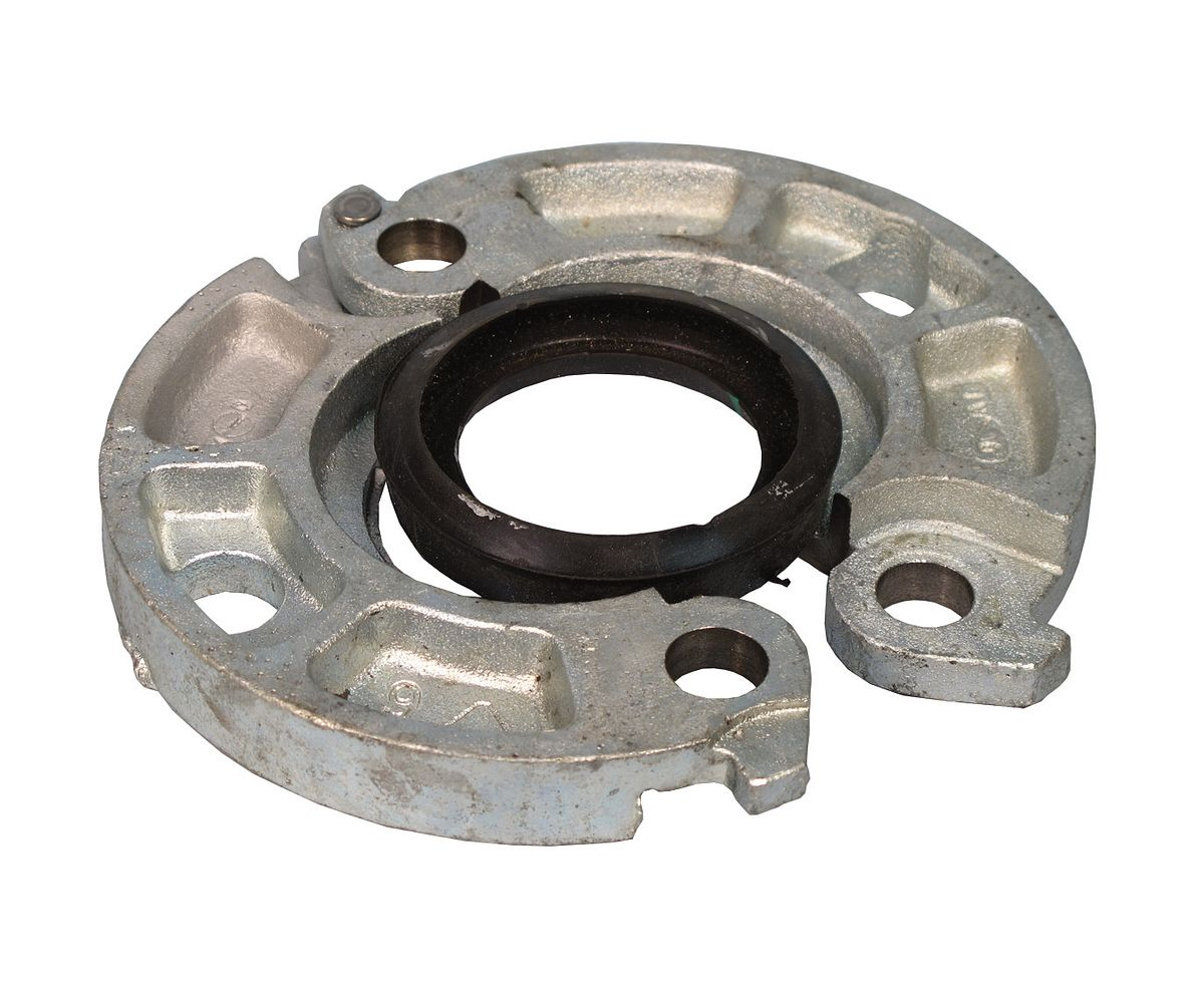 Styles 743 Vic-Flange Adapter