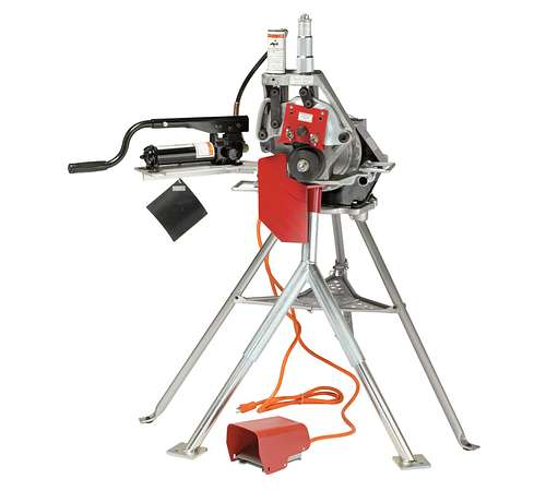 VE272FS Roll Grooving Tool