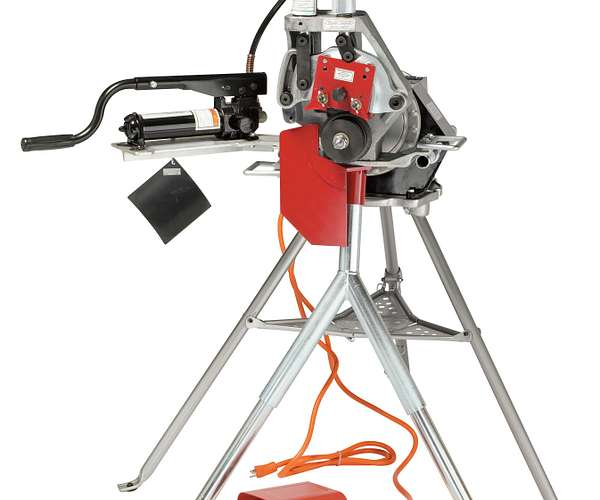 VE272SFS Roll Grooving Tool