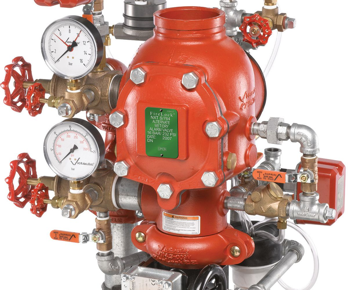 Series 764 FireLock NXT™ Alternate Wet/Dry Valve
