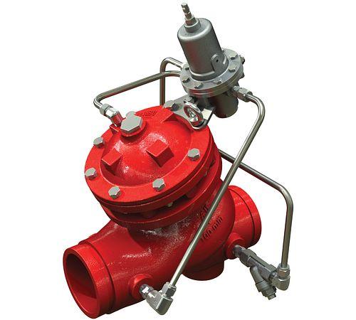 Clapet de pression série 867-7UL