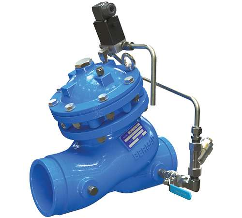 Solenoid Control Valve (On/Off)
