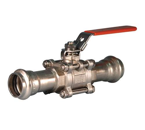 Series P569 Vic-Press™ Ball Valve for Type 316 Sch. 10S
