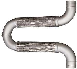 Boucle flexible pour vapeur série159