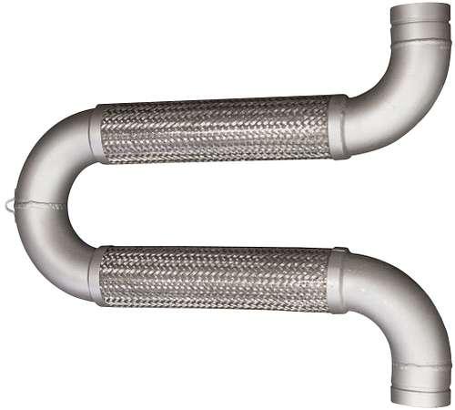 Bucle flexible para vapor Serie 159