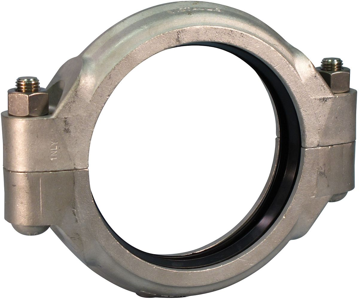 Style 77DX Duplex Stainless Steel Flexible Coupling