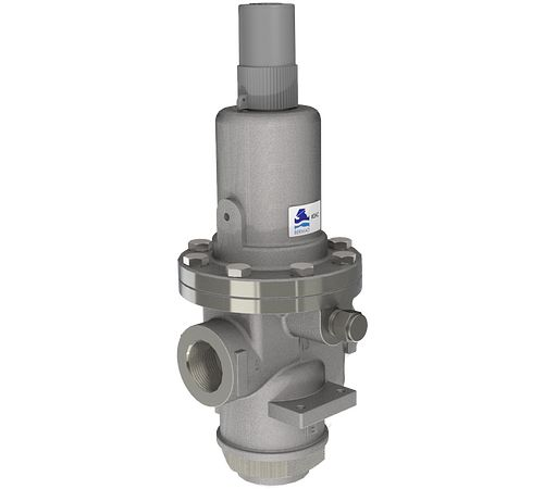 Series 867-3HC Direct Acting Pressure Relief Valve/Fire Pump Casing Relief Valve