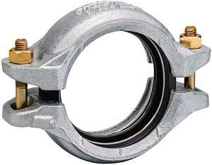 Acople rígido StrengThin™ 100 Estilo E497 para acero inoxidable