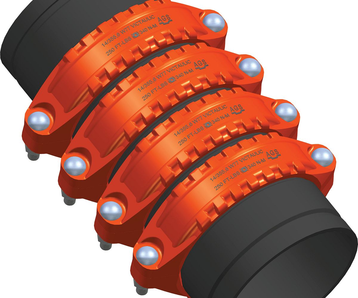 Style W155 AGS Expansion Joint