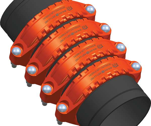 Style W155 AGS™ Expansion Joint