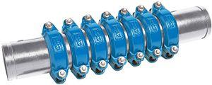 Kompensator für OGS Trinkwasser-Rohrleitungssysteme Typ 155P