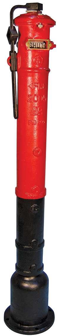 Poste indicador vertical NRS FireLock™ Serie 774
