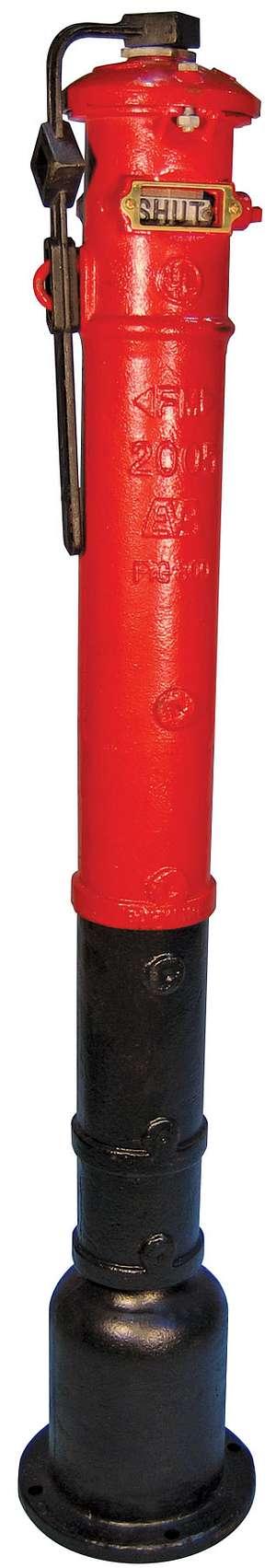 Series 774 FireLock™ NRS Upright Post Indicator