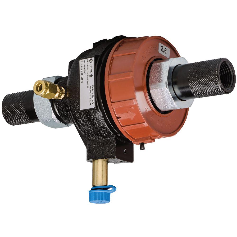 Kompakter Differenzdruckregler der Serie TA