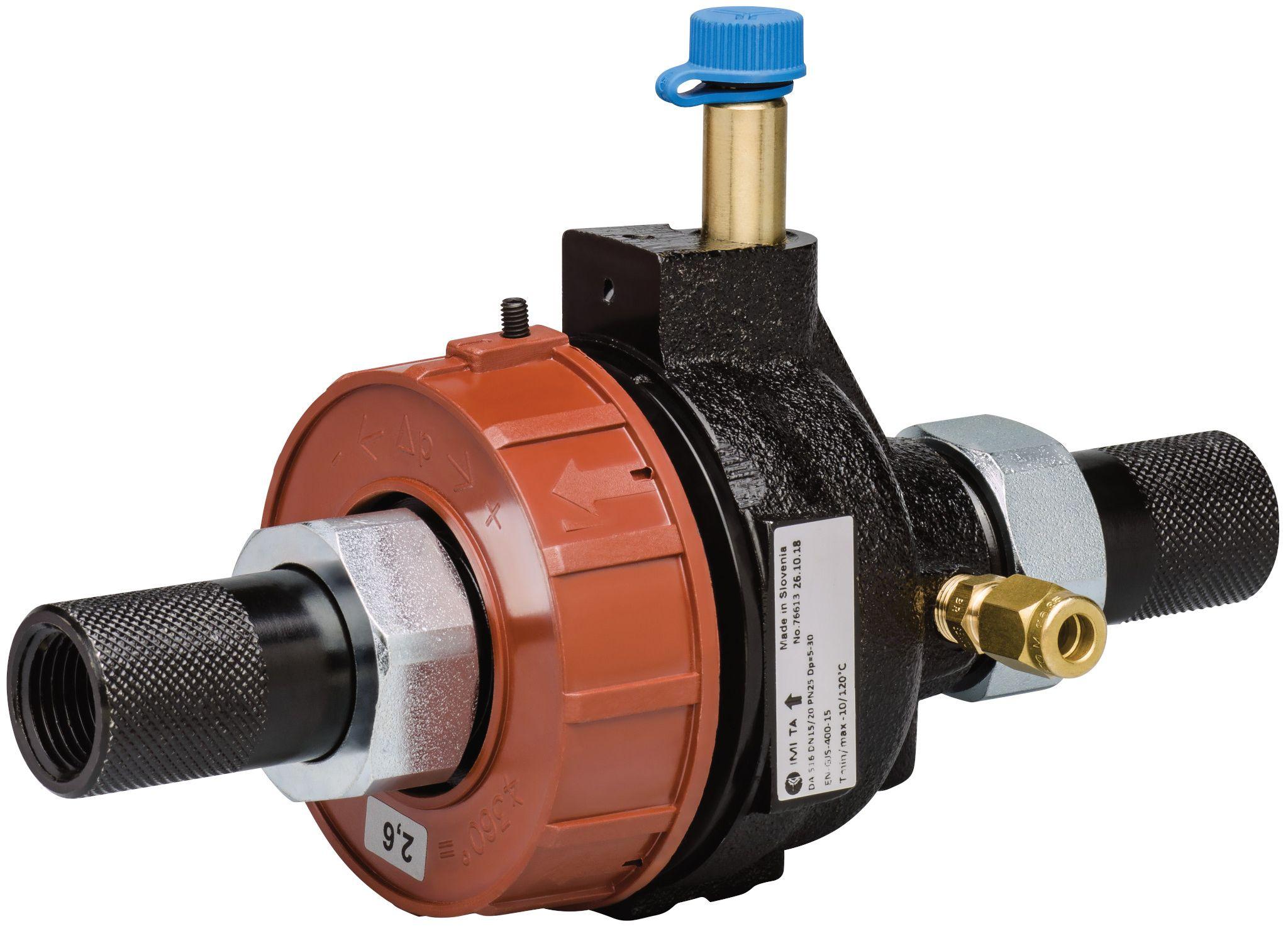 Contrôleur de pression différentielle compact série TA