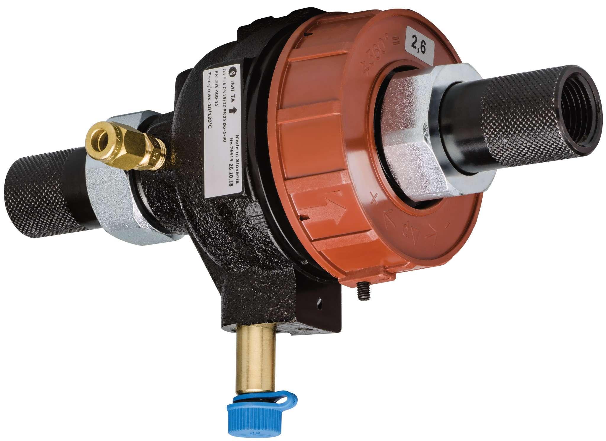 TA Serie 7DA Kompakter Differenzdruckregler