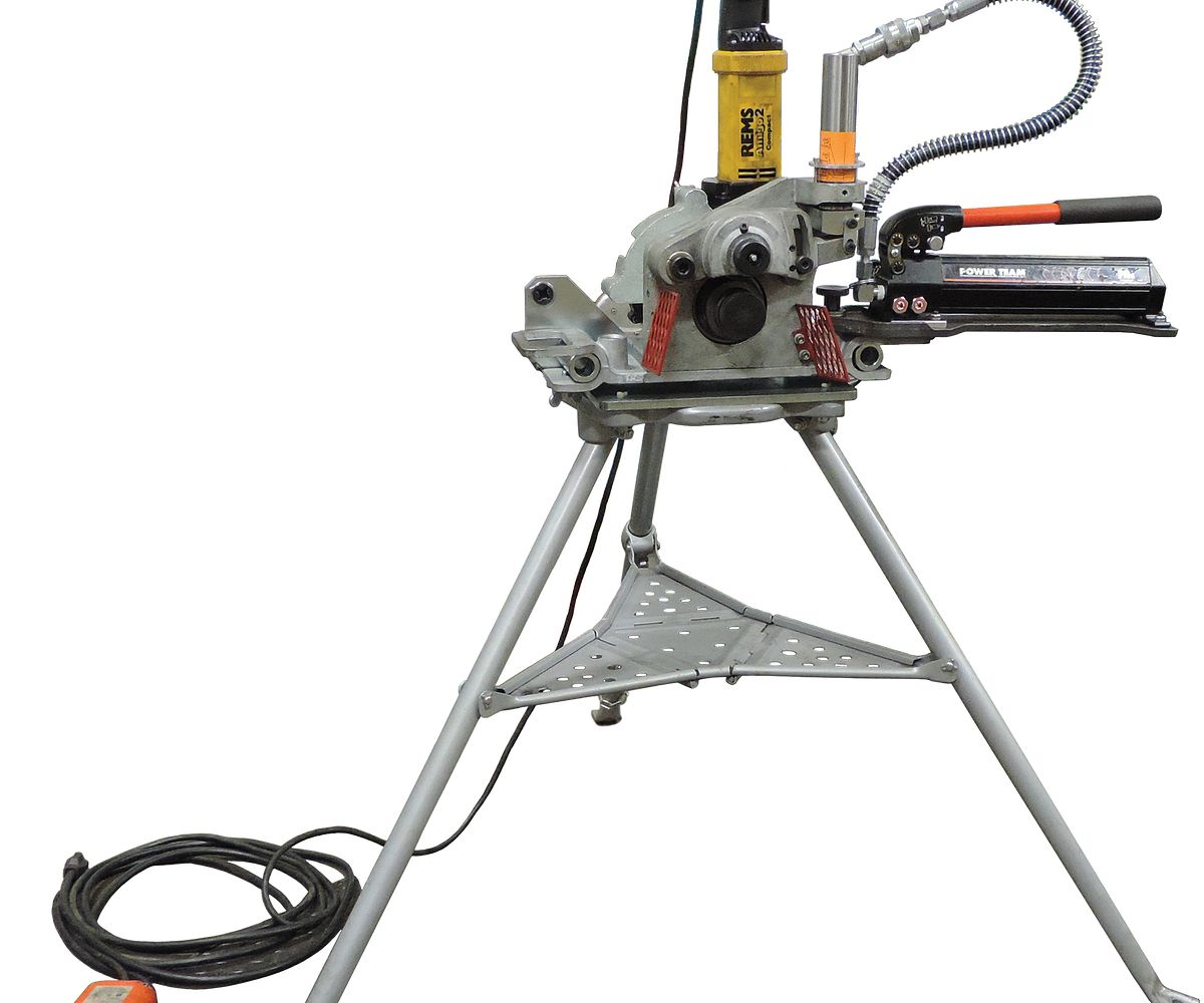 Style VE206 Roll Grooving Tool