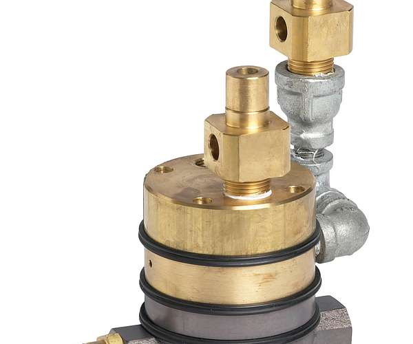 Series 798 FireLock NXT™ Double Pneumatic Actuator