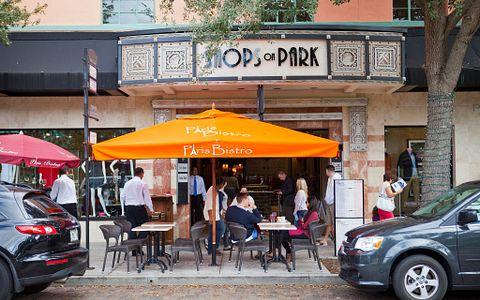 Shops or Park Park Avenue
