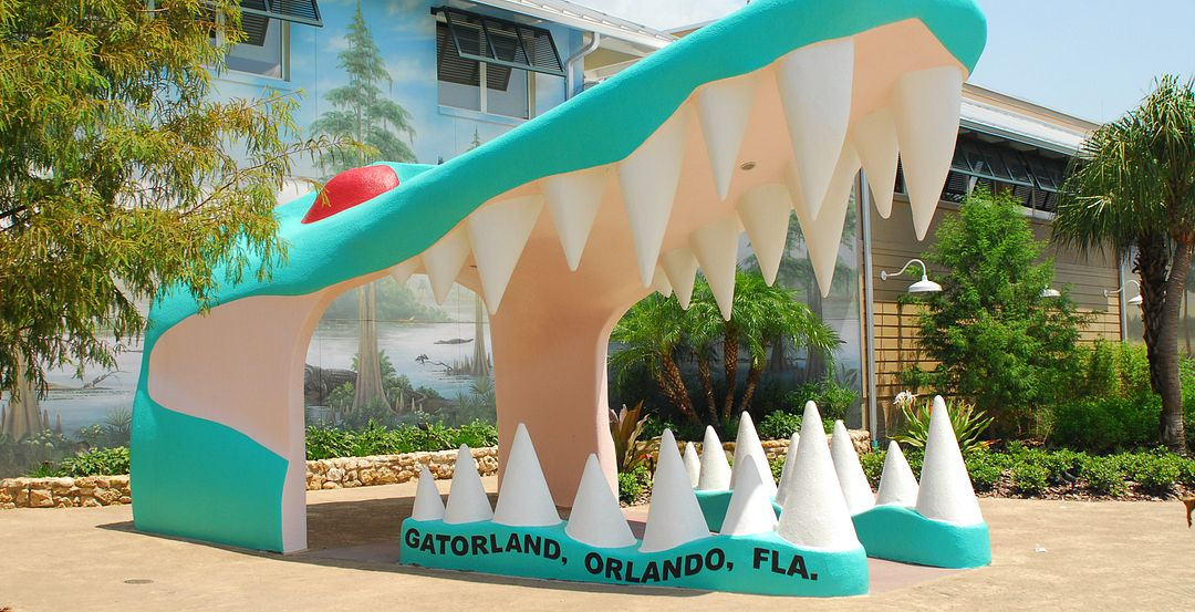 A Wide Range of Wildlife Is Spotlighted at Gatorland in Orlando