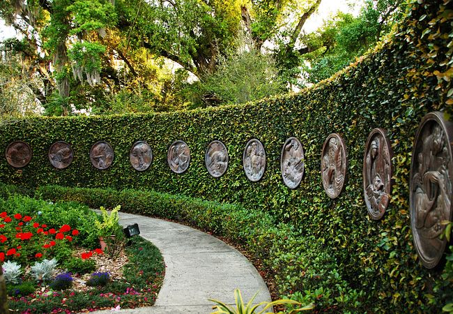 Albin Polasek Museum & Sculpture Gardens in Winter Park Near Orlando