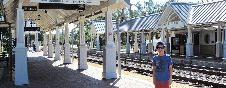 Train Rides in Orlando