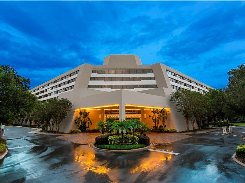 Doubletree Suites By Hilton Hotel Orlando Disney Springs Area
