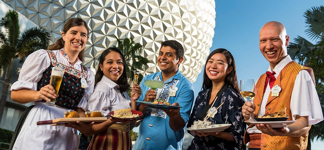 Epcot International Food & Wine Festival at Walt Disney World Resort in Orlando