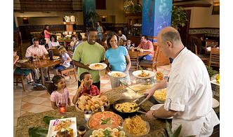 Trattoria del Porto™ at Loews Portofino Bay Hotel at Universal Orlando™