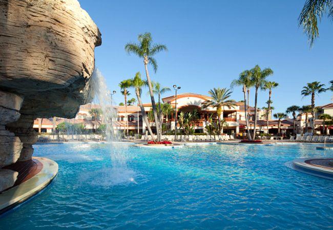 Main Pool at Sheraton Vistana Villages Resort Villas in Orlando