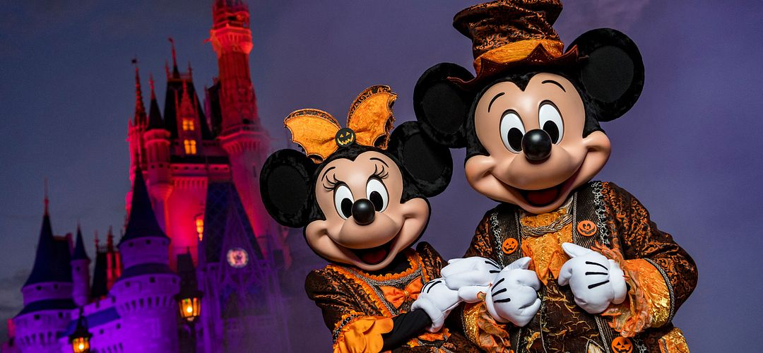 Mickey's Not-So-Scary Halloween Party at Magic Kingdom Park at Walt Disney World Resort in Orlando