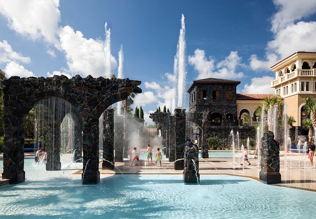 Splash Zone at Four Seasons Resort Orlando at Walt Disney World Resort